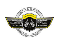 professional valeters and detailers approved